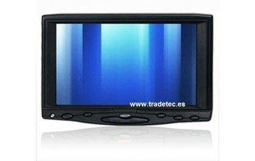 """Pantalla táctil VGA 7"""" con HDMI TR172"""