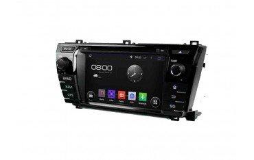 Navegador GPS Toyota Corolla Android OCTA CORE TR2304