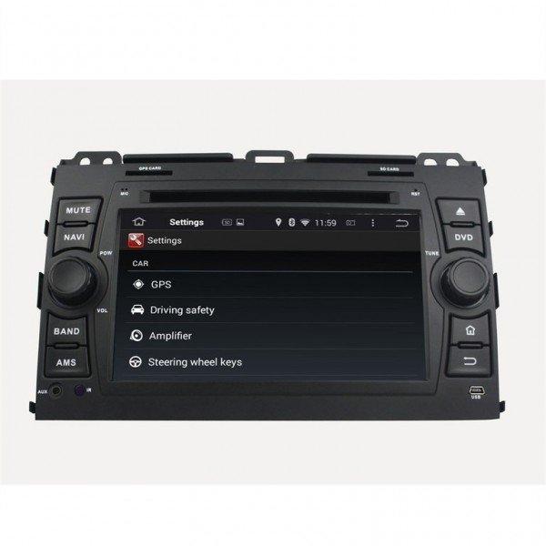 Toyota Land Cruiser KDJ 120 GPS