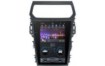 Radio GPS head unit Tesla style Ford Explorer ANDROID TR3234