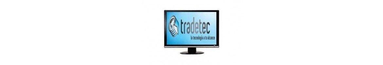 Monitores LCD - Tradetec, tienda de multimedia y GPS automóvil.
