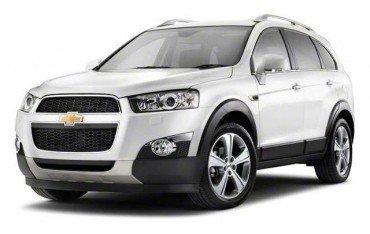 Chevrolet Captiva - 2011