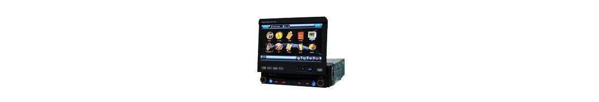 ✔ 1 DIN - Tradetec Android Gps, Car Multimedia Head Unit