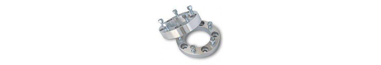 Wheel spacers | Tradetec car screws and wheels spacers