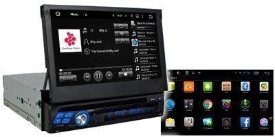 RADIO DVD 1 DIN GPS