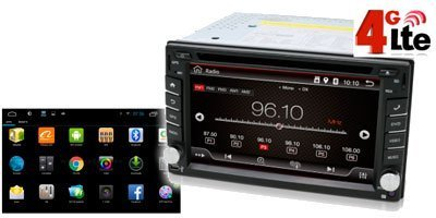 RADIO DVD HEAD UNIT 2 DIN