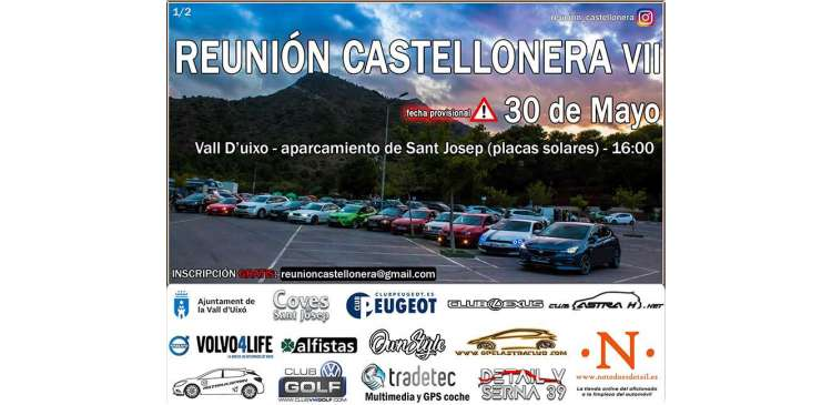 Castellonera 2020 meeting postponed by COVID-19