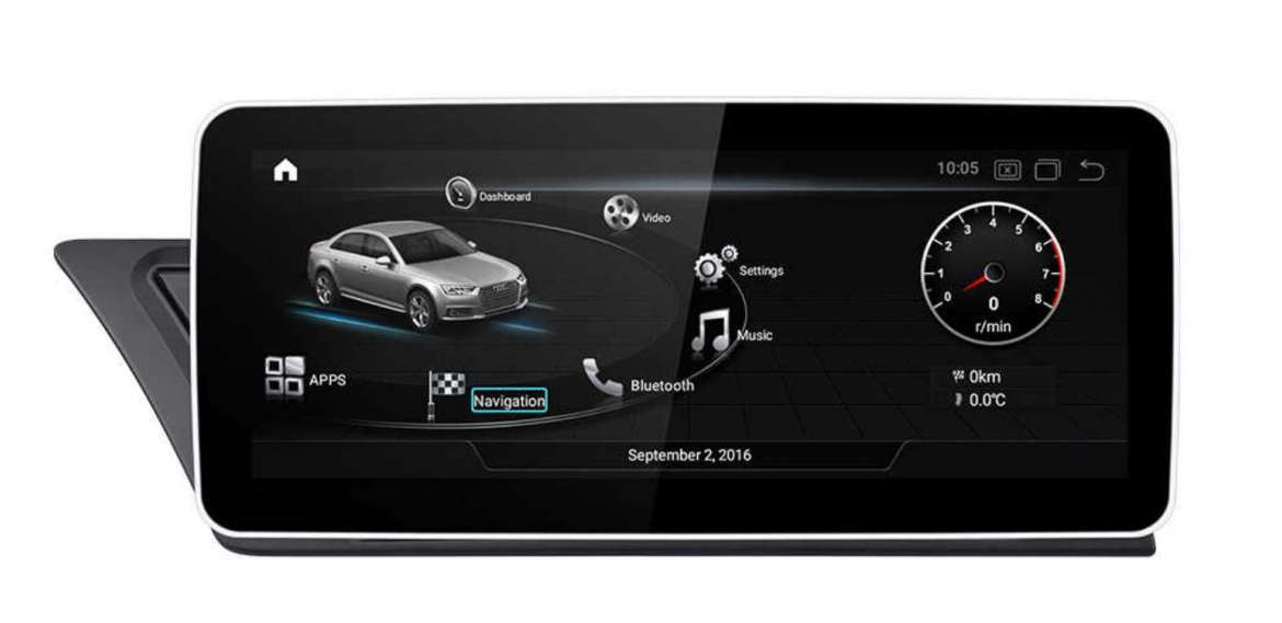 The new TR2932 equipment for Audi A4 b8 / A5 with integrated CarPlay and android 10 is now available