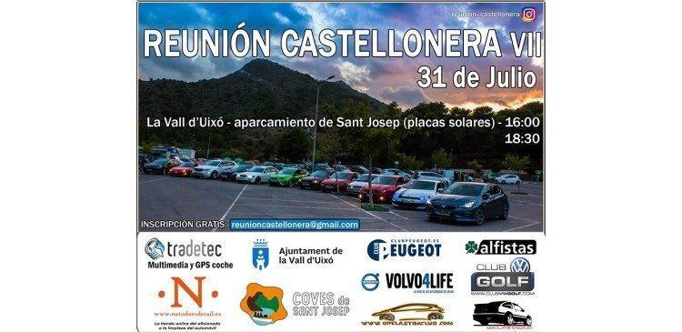 VII Reunión Castellonera celebrada!
