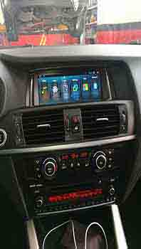 GPS Android BMW X3
